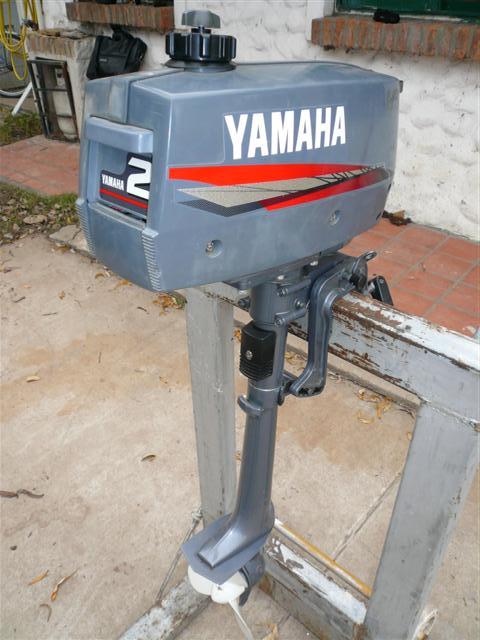 Yamaha 2 HP